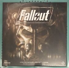 NEW | Fallout The Board Game | Fantasy Flight | Bethesda | Sealed