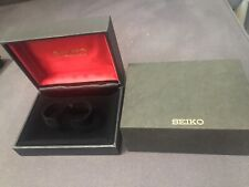 Antique Seiko Watch Box From Japan. Great Pre-owned Condition!  Hard To Find!!