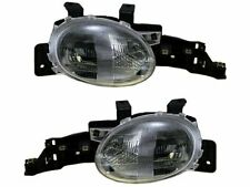 For 1995-1999 Dodge Neon Headlight Assembly Set 65376Tm 1996 1997 1998 (Fits: Dodge Neon)