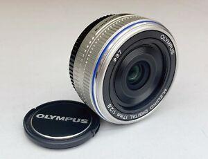 Olympus M.Zuiko Digital 17mm f/2.8 Pancake Lens