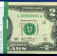 "2003-A $2 """" San Francisco """" (( Birthday Pack )) UNC """" 99 Cons """" # L00902001A"
