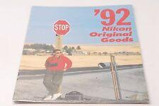 @ Shipped in 24 Hours!! @ 1992 Nikon Original Goods Catalogue Brochure Leaflet