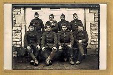 Cpa Carte Photo 32e RIC infanterie Coloniale de réserve de Brest 1939 m0146