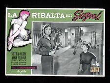 LA RIBALTA DEI SOGNI fotobusta poster Mecha Ortiz Arnova Pájards de cristal U96