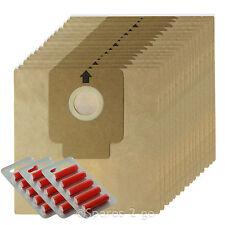 15 x HOOVER Sacchetti per aspirapolvere spazio libero doppio strato filtrati SACCHETTO FRESCO