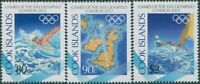 Cook Islands 2012 SG1655-1657 Olympics set MNH