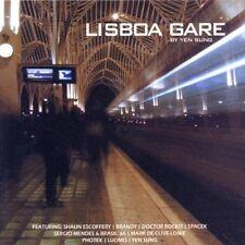 Lisboa gare (22 tracks, 2002, comp. by yen sung) spacek, rae & chrétiens [double CD]