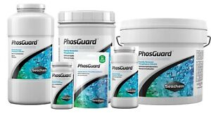 Seachem Laboratories PhosGuard Phosphate and Silicate Remover  Free Shipping