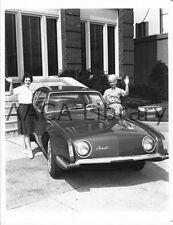 1963 Studebaker Avanti, Factory Photograph (Ref. # 25521)