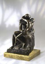 Auguste Rodin (1840-1917), Bronze, Der Kuss / The Kiss