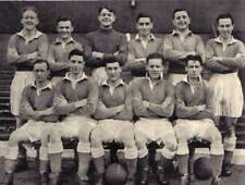 CLYDE FOOTBALL TEAM PHOTO>1954-55 SEASON