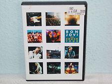 """*****DVD-BON JOVI""""THE CRUSH TOUR""""-2000 Mercury Records*****"""