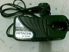 hitachi 18 volt uc18ykl 7.2v  12v 14.4v 18 VOLT BATTERY CHARGER li-ion ni-cad