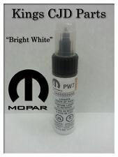 1999-2006 Dodge Chrysler TOUCH-UP Paint Bright White Clear Coat PW7 MOPAR