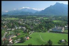 126090 Small Village Near Salzburg A4 Photo Print