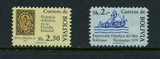 S007 Bolivia 1979 stamps expo 2v. MNH