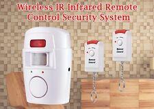 ab/////Alarme sans fil-infrarouge-détecteur de mouvement-antivol maison-alarme