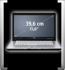 FUJITSU LIFEBOOK E751 2- CORE 1.60 GHZ 15,6 ZOLL 4GB DDR3 160GB HDD DVDRW WIN10