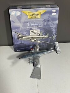 "Corgi 1:144 AA30402 Lockheed VC-121A Constellation ""Columbine"""