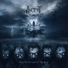 Back To The Land Of The Dead - Ancient (2016, CD NIEUW)