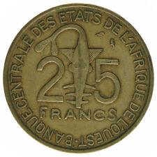 Elfenbeinküst 25 Francs 1970 A38136