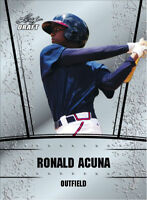 20 ct lot assorted 2017 /18 RONALD ACUNA Rookies Atlanta Braves bowman chrome