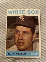 1964 Topps # 13 Hoyt Wilhelm ExMt Chicago White Sox