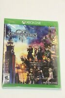 Kingdom Hearts III 3 ( Microsoft Xbox One , 2018) NEW FACTORY SEALED SHIPS FAST