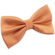Noeud Papillon Orange pour homme Mariage Cérémonie Communion Fête Soirée Noel