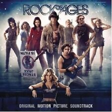 ROCK OF AGES CD SOUNDTRACK TOM CRUISE ALEC BALDWIN RUSSELL BRAND NEU +++++++++