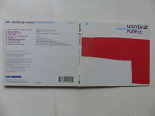 CD Album NGUYEN LE Purple Cele brating JIMI HENDRIX  9410 2