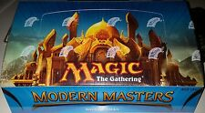 2013 Magic the Gathering (MTG) Modern Masters Factory Sealed 24 Pack Booster Box