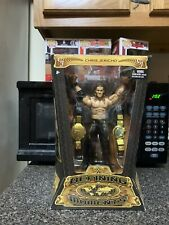 Chris Jericho Mattel Defining Moments Action Figure NEW MOC WWE AEW