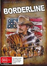 BORDERLINE - CHARLES BRONSON - NEW & SEALED DVD - FREE LOCAL POST