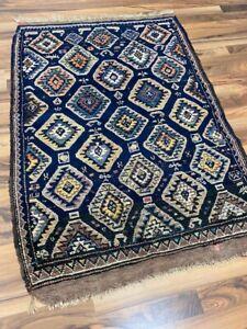✔ Kordi | Gochan | 90 x 120 | Handgeknüpft | Orientteppich | Carpet | Rug