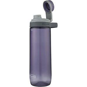 Rubbermaid Leak-Proof Stain/Odor Resistant Chug Water Bottle, Dusty Lilac, 24oz