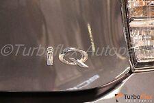 Scion iQ 2012-2015 Trunk Lid iQ Emblem Genuine OEM 75442-74010