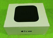 Apple TV (5th Generation) 4K HD Media Streamer (MP7P2LL/A) - Black, New