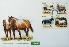 Ireland Stamps, First Day Cover, The Irish Horse - 1/9/2011