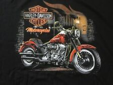 Harley Davidson Road Rebel Black Shirt Nwt Men's 4XL