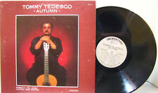 LP - Tommy Tedesco - Autumn DIRECT-TO-DISC LIMITED EDITION FIRST EDITION