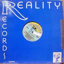 """Newcleus - Space Is The Place 12"""" VG SUN 4903 Vinyl 1985 Record"""