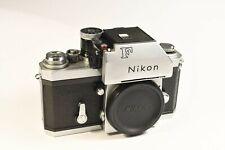 Nikon F Photomic Tn no f2 f3