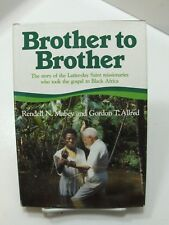 BROTHER TO BROTHER The Gospel in Black Africa Mabey & Allred Mormon LDS