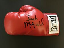 MICKY WARD AUTOGRAPHED LEFT GLOVE   J.S.A. AUTHENTICATED