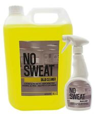No Sweat Dojo Equipment Cleaner & Sweat Remover 5L Lemon