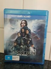 Star Wars - Rogue One Blu-Ray DVD (2 Disc Set) R4 Great Condition.