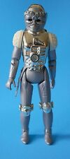 MOTU KO TH3 Project Star Wars Thitan Space Vintage Action Figure Italy Loose