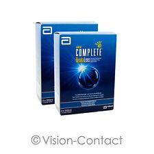 Complete RevitaLens 4 x 300ml Pflegemittel All in One Kombilösung von AMO