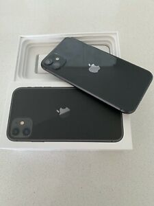 iPhone 11 64GB Black Unlocked